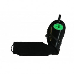 Hundesportprofi -Klein Vollgummibälle mit Kordel - Ball 60 mm