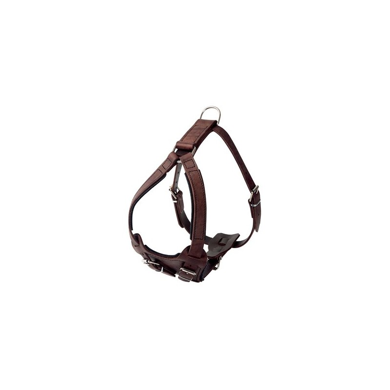 Work Harness Klin Made Of Soft Leather