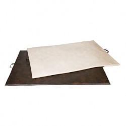 Matratzen aus Kunstleder, Beidseitig