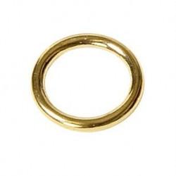 Ringe, Vollmessing 35 mm