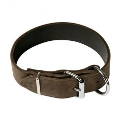 Collar, soft leather
