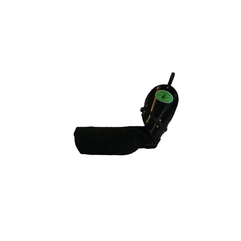 halsband softleder 12mm x 30cm hund sport. Black Bedroom Furniture Sets. Home Design Ideas
