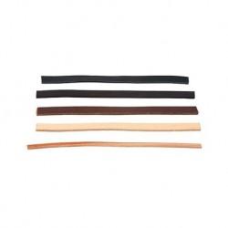 Stachelhalsband mit Textilüberzug 3,8mm 55-60cm