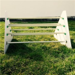 IPO Apportierholz-Set mit 6 wechselbaren Stegen