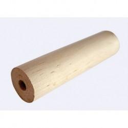 Muzzle nylon with steel shank